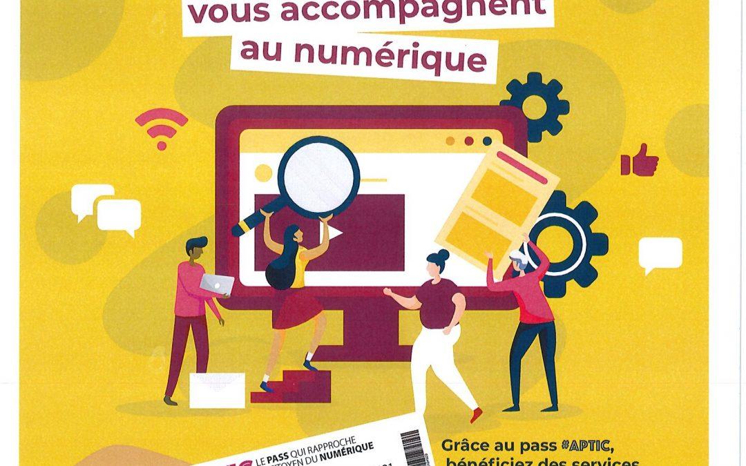 Accompagnement au numérique